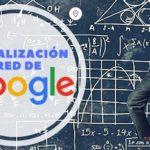 actualización fred de google