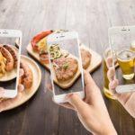 claves social media restaurant exito|redes sociales para restaurantes|social media restaurantes infografia