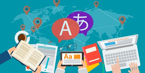 internacionalización de una web