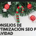 consejos de optimizacion seo para navidad