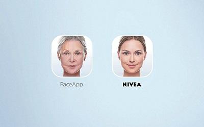 Newsjacking nivea faceapp